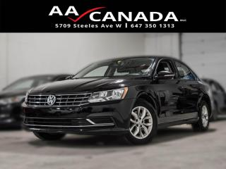 Used 2018 Volkswagen Passat 2.0T S for sale in North York, ON