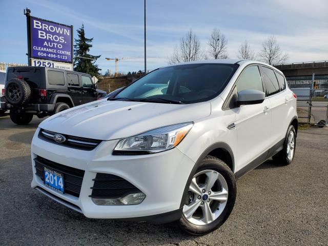 2014 Ford Escape SE, LOCAL, ACCIDENT FREE, 4WD