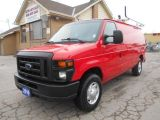 Photo of Red 2010 Ford E-250