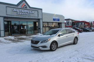 Used 2016 Hyundai Sonata SE for sale in Calgary, AB