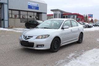 Used 2009 Mazda MAZDA3 SPORT 4-DOOR for sale in Calgary, AB