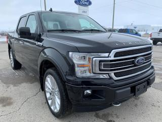 Used 2019 Ford F-150 Limited  for sale in Harriston, ON
