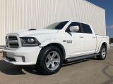 Photo of White 2013 RAM 1500