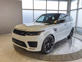 Used 2020 Land Rover Range Rover Sport HST for sale in Edmonton, AB