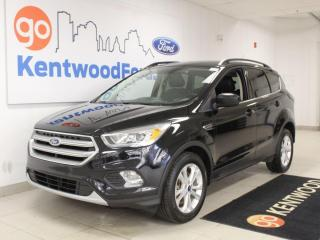 Used 2017 Ford Escape SE   4WD   NAV   Leather   One Owner Trade for sale in Edmonton, AB