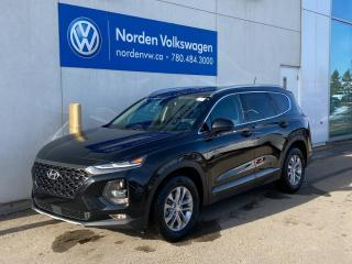 Used 2019 Hyundai Santa Fe ESSENTIAL AWD - HTD SEATS / STEERING WHEEL! for sale in Edmonton, AB