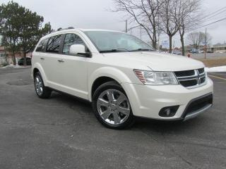 Used 2012 Dodge Journey RT for sale in Mississauga, ON