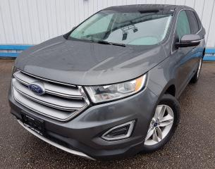 Used 2016 Ford Edge SEL AWD *LEATHER-SUNROOF* for sale in Kitchener, ON