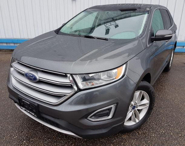 2016 Ford Edge SEL AWD *LEATHER-SUNROOF*