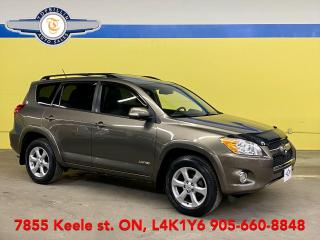 Used 2012 Toyota RAV4 Limited AWD Navi, Leather, Roof for sale in Vaughan, ON