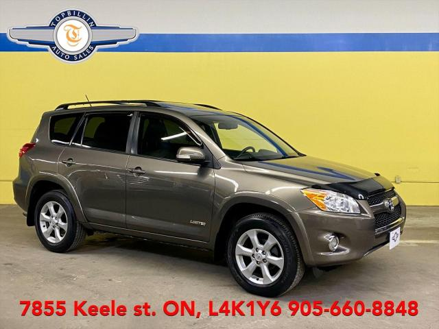 2012 Toyota RAV4 Limited AWD Navi, Leather, Roof