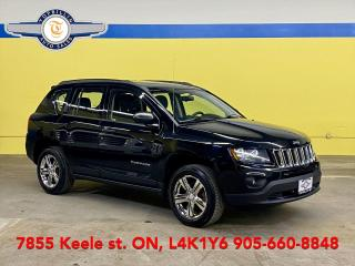 Used 2014 Jeep Compass 4WD 107K Km, 2 Years Warranty for sale in Vaughan, ON