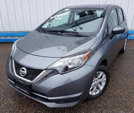 2018 Nissan Versa Note SV *HEATED SEATS*