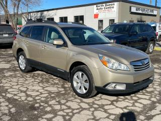 Used 2010 Subaru Outback 2.5i Sport w/Limited Pkg/Multimedia for sale in Toronto, ON