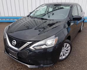 Used 2017 Nissan Sentra 1.8 SV *HEATED SEATS* for sale in Kitchener, ON