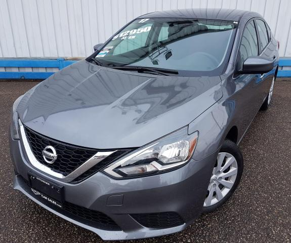 2017 Nissan Sentra 1.8 SV *HEATED SEATS*