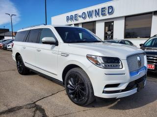 Used 2020 Lincoln Navigator Reserve for sale in Brantford, ON