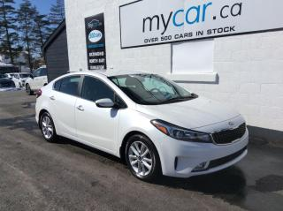 Used 2017 Kia Forte EX HEATED SEATS, ALLOYS, BACKUP CAM, BLUETOOTH!! for sale in Richmond, ON