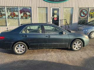 Used 2005 Honda Accord EX V6-AS IS for sale in Mississauga, ON