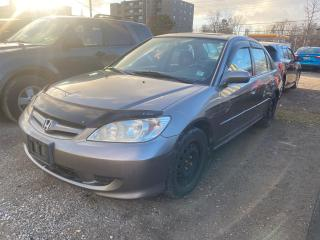 Used 2005 Honda Civic SI-AS IS for sale in Mississauga, ON