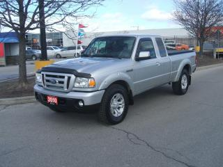 Used 2010 Ford Ranger SPORT    4X4    5 SPEED MANUAL for sale in York, ON