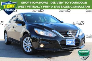Used 2016 Nissan Altima 2.5 S CERTIFIED AND READY! for sale in Hamilton, ON