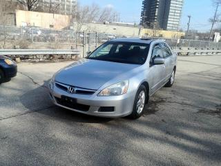 Used 2007 Honda Accord SE for sale in Scarborough, ON