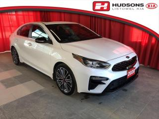 Used 2020 Kia Forte GT One Owner | Rear Vision Camera | + Snow Tires/Rims for sale in Listowel, ON