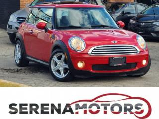 Used 2009 MINI Cooper 6 SPEED MANUAL | FULLY LOADED | NO ACCIDENTS | for sale in Mississauga, ON