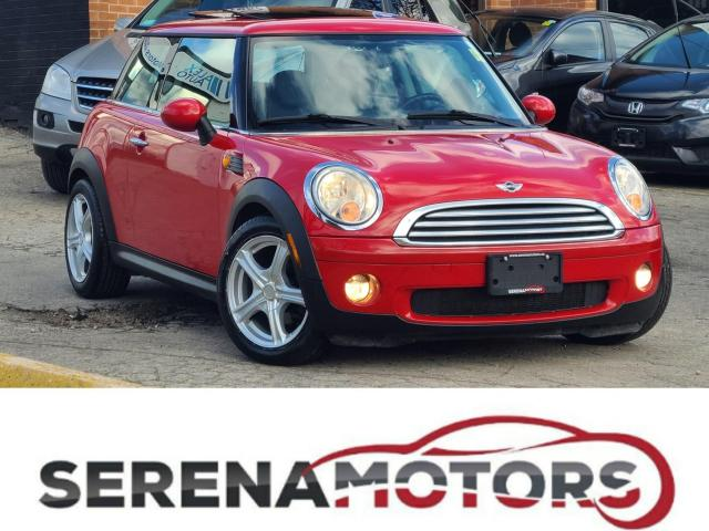 2009 MINI Cooper 6 SPEED MANUAL | FULLY LOADED | NO ACCIDENTS |