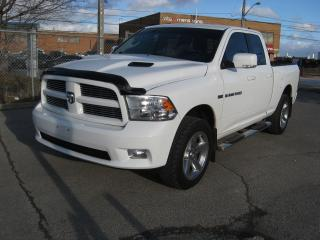 Used 2012 RAM 1500 SPORT for sale in Toronto, ON