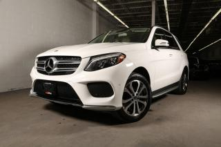 Used 2017 Mercedes-Benz GLE 4MATIC 4DR GLE 400 for sale in North York, ON