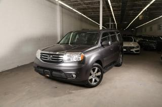 Used 2014 Honda Pilot 4WD 4dr Touring for sale in North York, ON