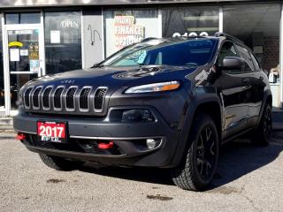 Used 2017 Jeep Cherokee 4WD 4DR L PLUS PKG for sale in Bowmanville, ON