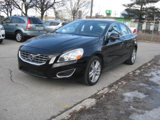 Used 2013 Volvo S60 T5 Premier for sale in Toronto, ON