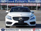 2017 Mercedes-Benz C300 SPORT PKG, 4MATIC, BLIND SPOT, PANORAMIC ROOF, NAV