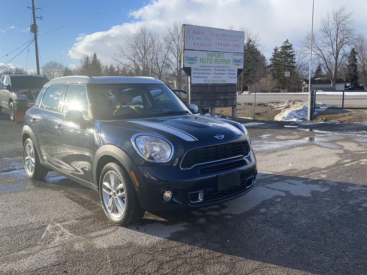 2013 MINI Cooper Countryman S ALL4 ONLY 59KM AWD