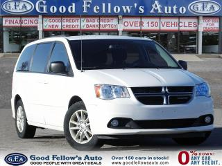 Used 2015 Dodge Grand Caravan SXT, REARVIEW CAMERA, 7 PASS, POWER SLIDING DOORS for sale in Toronto, ON