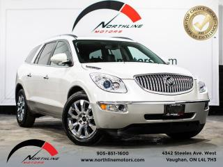 Used 2011 Buick Enclave CXL2/7 Passenger/Navigation/DVD/Camera for sale in Vaughan, ON
