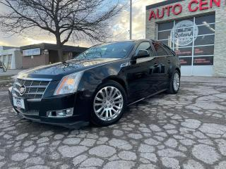 Used 2010 Cadillac CTS Premium|Navi|Panoramic Roof|Rear Cam for sale in Oakville, ON
