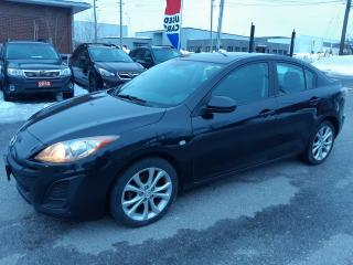 Used 2010 Mazda MAZDA3 GS, AUTO, BLUETOOTH, POWER SUNROOF for sale in Ottawa, ON