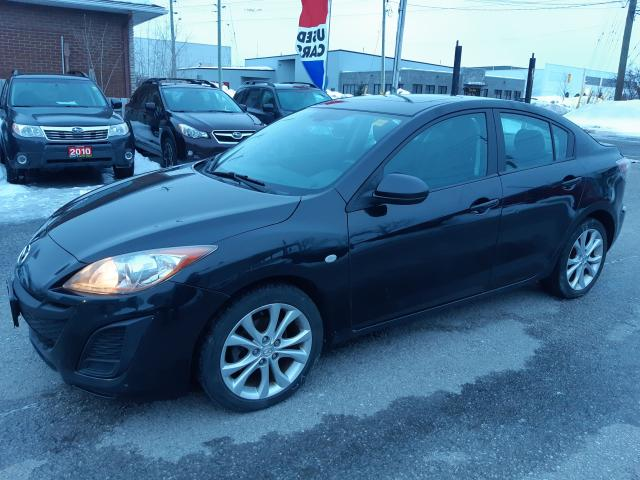 2010 Mazda MAZDA3 GS, AUTO, BLUETOOTH, POWER SUNROOF