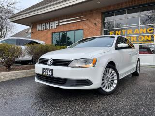 Used 2014 Volkswagen Jetta Trendline+ Rear Cam Heated Seats Bluetooth Certi* for sale in Concord, ON