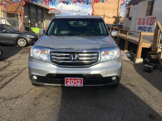 Used 2012 Honda Pilot EX-L for sale in Etobicoke, ON