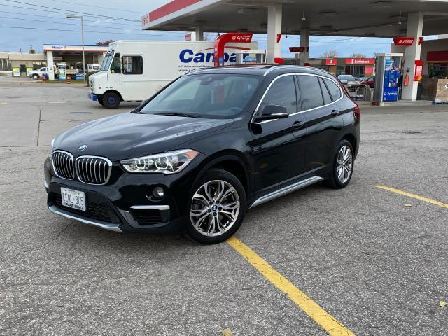 2018 BMW X1 Apple play | HUD | Navi | Winter tires incl