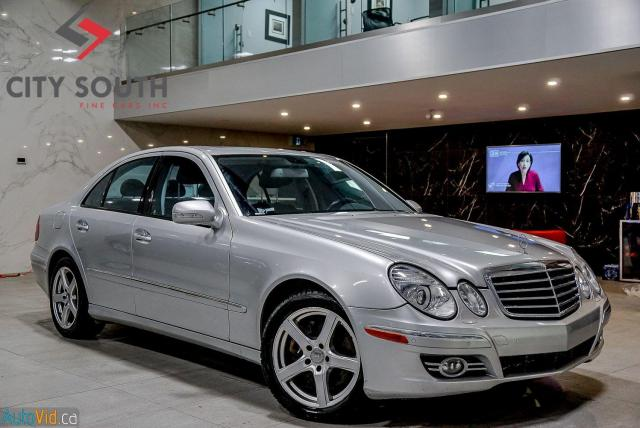 2008 Mercedes-Benz E-Class Approval->Bad Credit-No Problem
