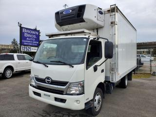 Used 2016 Hino 195 REEFER for sale in Surrey, BC