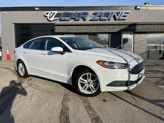 Used 2018 Ford Fusion SE SUPER LOW KM! CLEAN CAR FAX! for sale in Calgary, AB