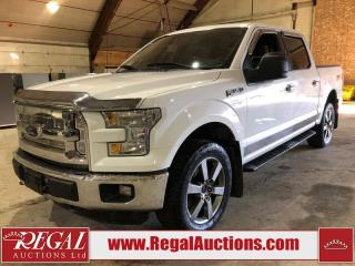 Used 2016 Ford F-150 XLT 4D CREW CAB 4WD for sale in Calgary, AB