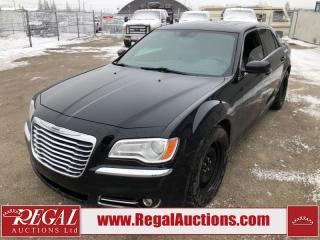 Used 2014 Chrysler 300 Base 4D Sedan 3.6L for sale in Calgary, AB